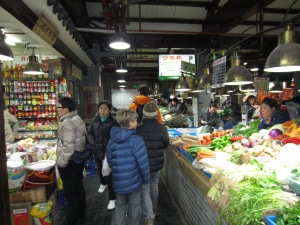 Exploring the Market