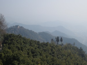Moganshan Mountains