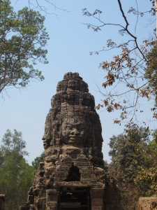 One of many temples, Angkor Wat