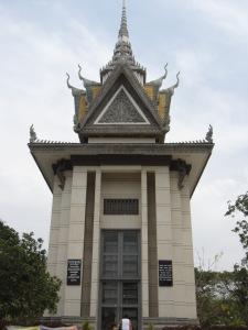 Memorial Stupa, Choeung Ek