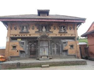 Unamanta Bhairab Temple, Panauti