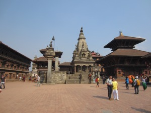 Royal Palace, monuments and temples of Durbar Square, Bhaktapur