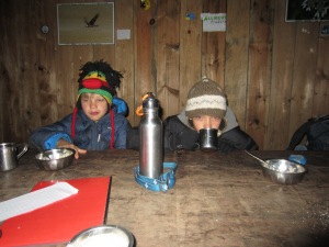 4:00am breakfast on pass day, Larke Phedi